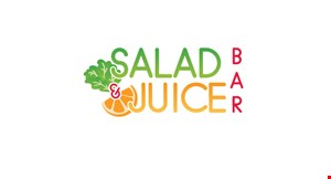 Salad & Juice Bar logo