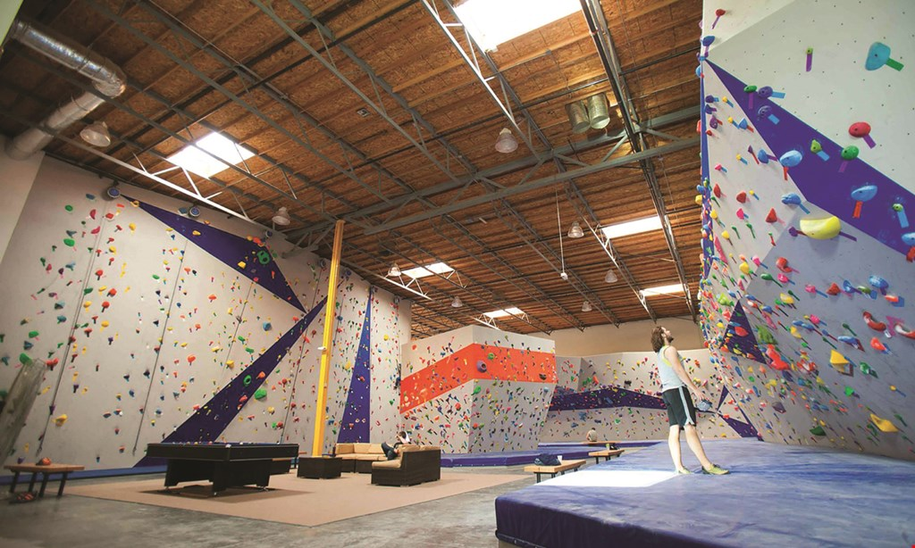 Product image for Top Out  Climbing $5 yoga/fitness class drop-in