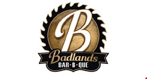 Badlands Bar-B-Que logo