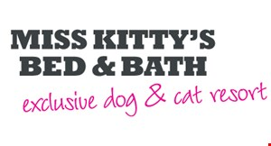 Miss Kitty's Bed & Bath logo