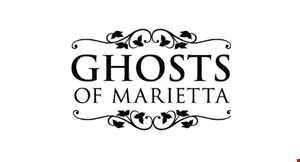 Ghost Tours of Marietta logo