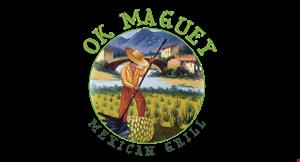 Ok Maguey logo