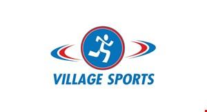 Village Sports logo