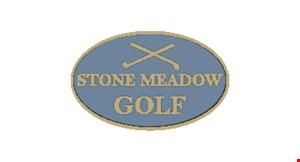 Stone Meadow Golf logo