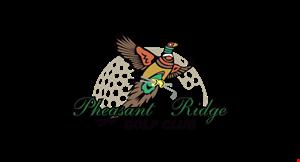 Pheasant Ridge Golf Club logo