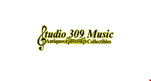 Studio 309 Antiques & Collectibles logo