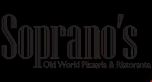 Soprano's Old World Pizzeria & Ristorante logo