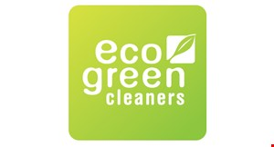 Eco Green Cleaners/Tarrytown logo