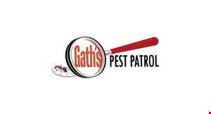 Gath's Pest Patrol logo
