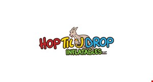 Hop Til U Drop Inflatables, LLC logo