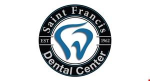 St. Francis Dental Center logo
