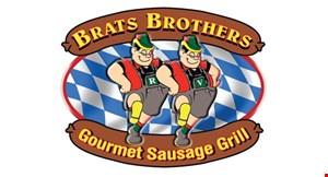 Brats Brothers logo