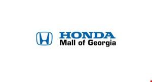 Mall of Georgia Honda logo