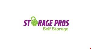 Storage Pros - Boston Area logo
