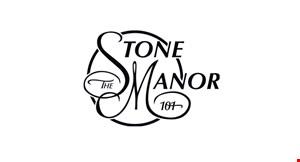 The Stone Manor 101 logo