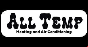 All Temp Heating and Air logo