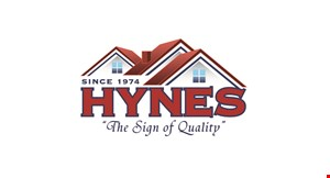Hynes Construction logo