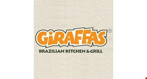 Giraffas Brazilian Kitchen & Grill logo