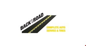 Back on The Road logo