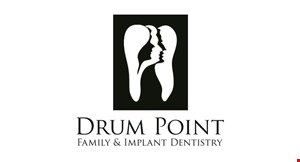 Drum Point Family & Implant Dentistry logo