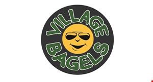 Village Bagels - Fairfield Locations logo