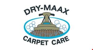 Dry-Maax Carpet Care logo