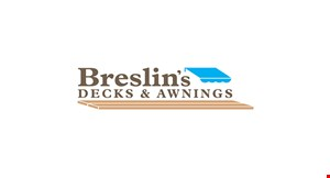 Breslin's Decks   &  Awnings logo