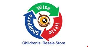 Wise Little Shoppers logo