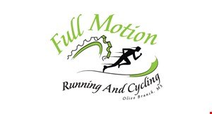 Full Motion Running and Cycling logo