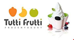 Tutti Fritti Frozen Yogurt logo