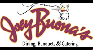 Joey Buona's Restaurant logo