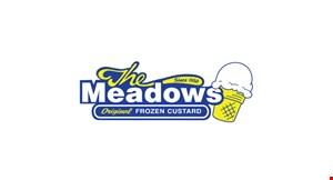 The Meadows Frozen Custard logo
