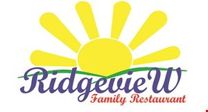 Ridgeview Family Restaurant logo