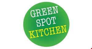 Green Spot Kitchen logo