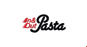 In & Out Pasta logo