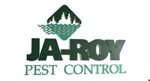 Ja-Roy Pest Control logo