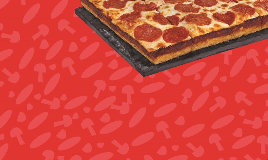 Product image for Jet's Pizza New Italian Hero Pizza $13.99.