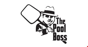 The Pool Boss logo