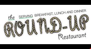 Round Up Restaurant logo