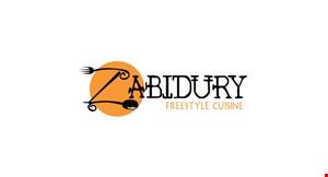Zabidury Freestyle Cuisine logo