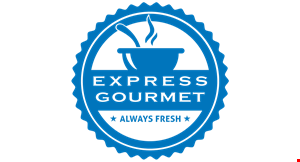 Express Gourmet logo