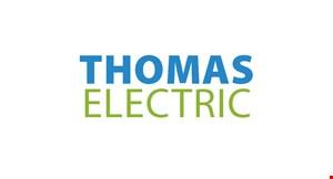 Thomas Electric logo