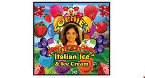 Sophie's Italian Ice logo