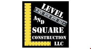 Level and Square Construction logo