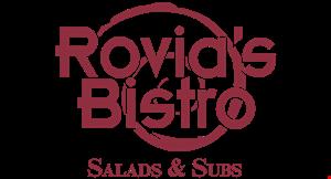 Rovia's Bistro logo