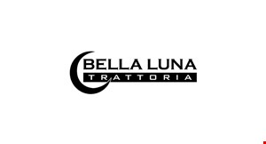 Product image for Bella Luna Trattoria $19.95 dinner for two