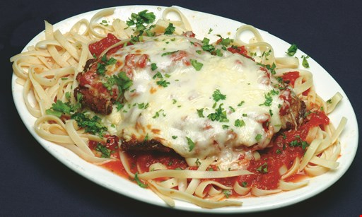 Product image for Bella Luna Trattoria 50% off dinner entree