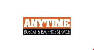 Anytime Bobcat logo