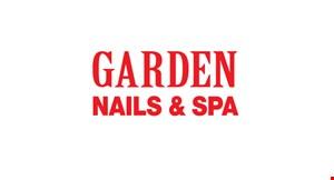 Garden Nail Spa logo