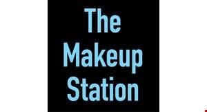 The Makeup Station logo